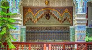 Marrakech-Palace