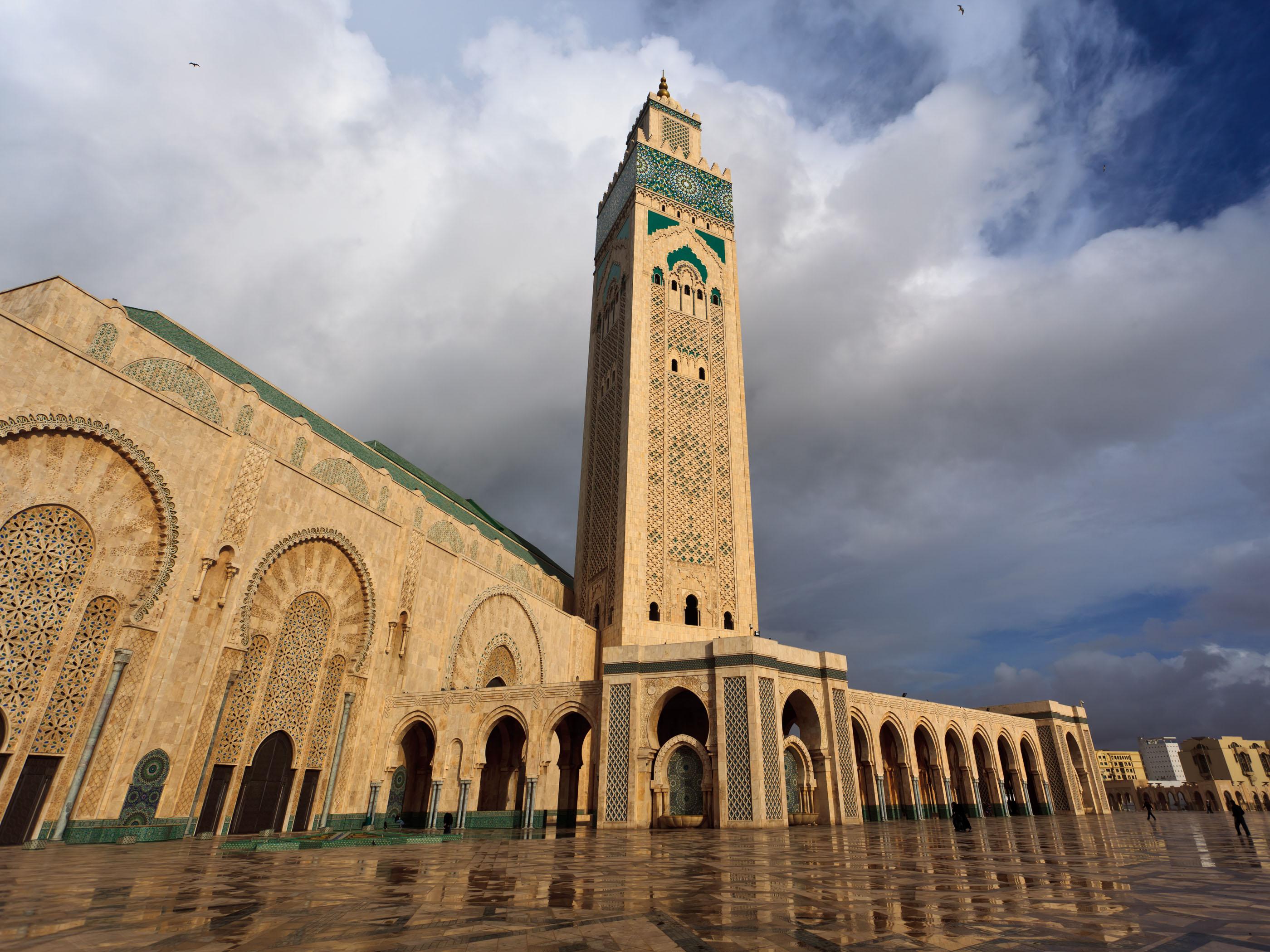 Imperial cities tour - Marocco casablanca ...