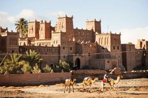 Desert - Kasbah