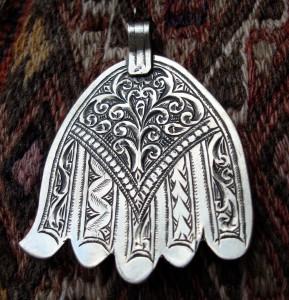 Fatima-hand