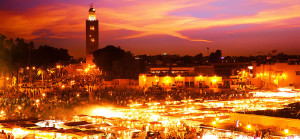 Morocco Djamaa El Fna