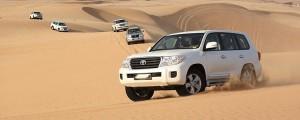 Trip to Sahara
