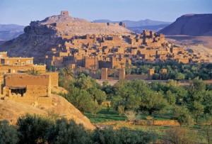 Moroccan Kasbahs