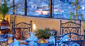 Marrakech-Restaurant
